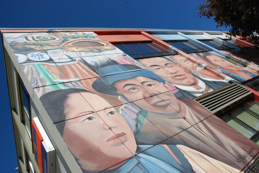 Historic Downtown Vernon Mural Tours